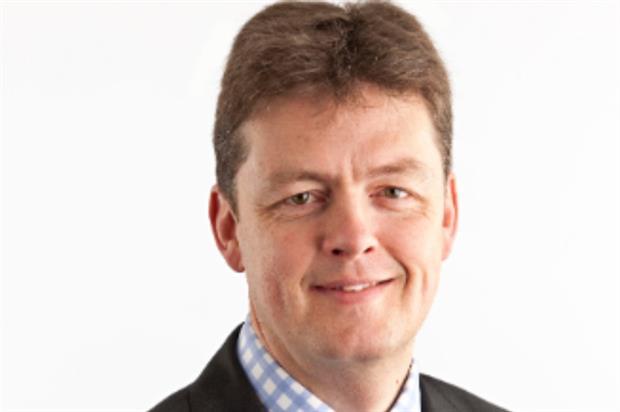 UBM chief executive Tim Cobbold