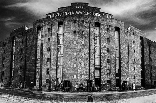 Victoria Warehouse dates back to the 1900s