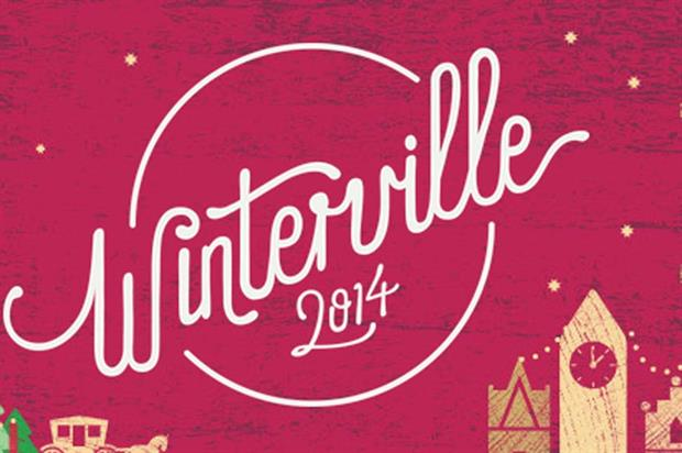 Winterville, a new festive festival from Face Events and Field Day