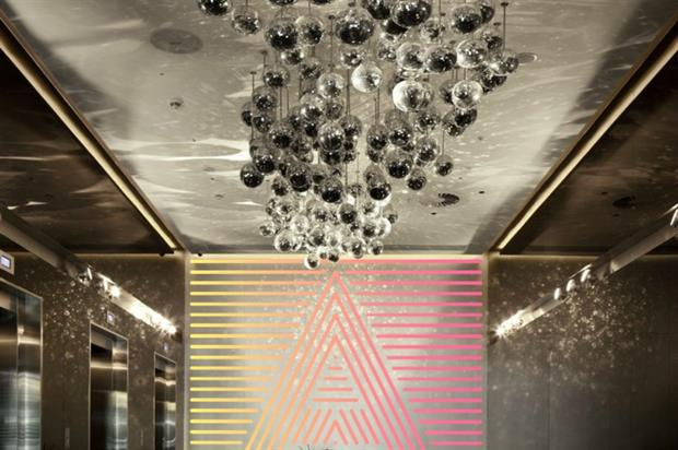 The series will include an audio-visual performance and light installation by Increments