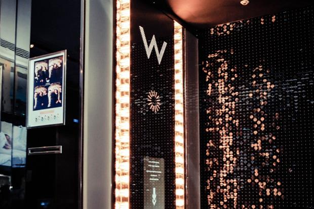 Sharedit's next generation photobooth at W London Hotel