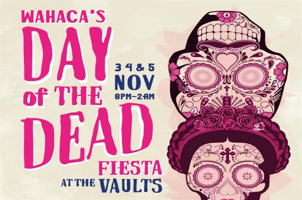 Wahaca: Day of the Dead festivities