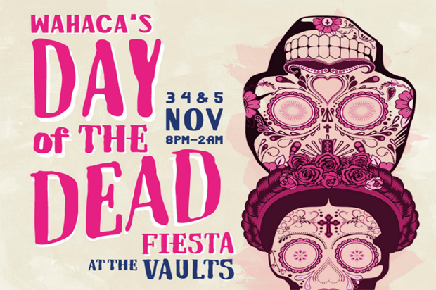 Wahaca's Day of the Dead festival is one of our events to watch next week