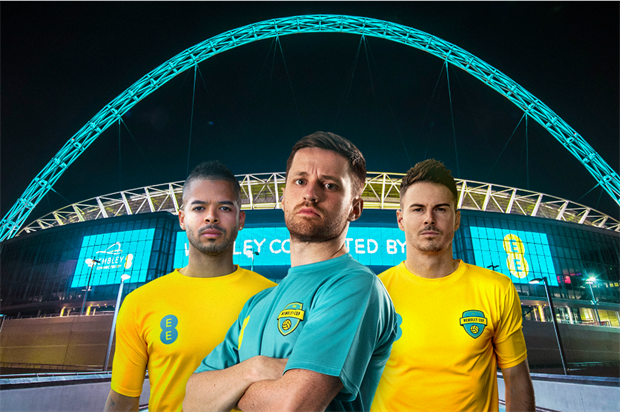 Wembley Cup with EE returns