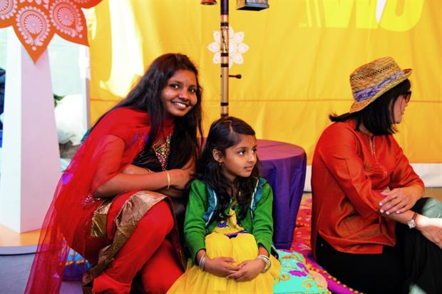 Western Union wanted its campaign to align with Diwali's celebratory essence