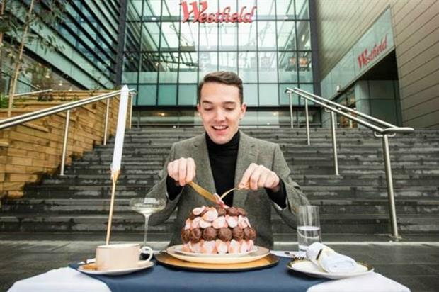 Indulgence 2016 will visit both Westfield centres in February