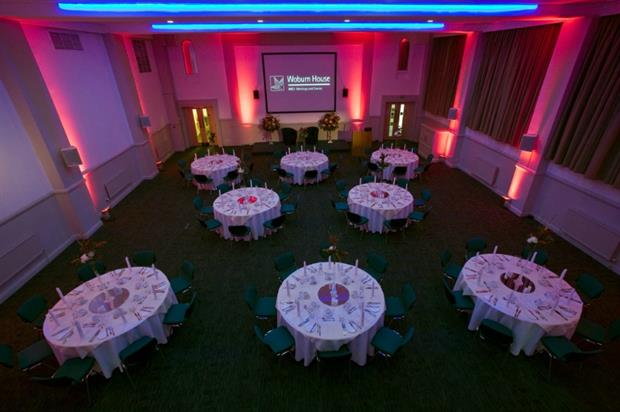 The revamped rooms within Woburn House