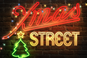 Kerb street food vendors will take part in Ultimate Experience's Xmas Street