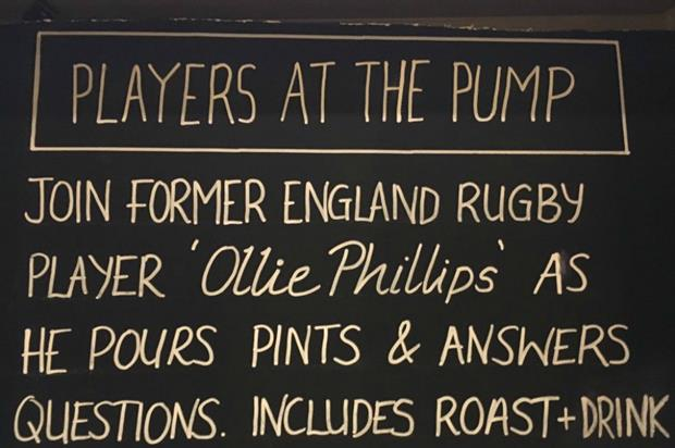 The events will kick off tomorrow (24 February) until 26 April (@YoungsPubs)