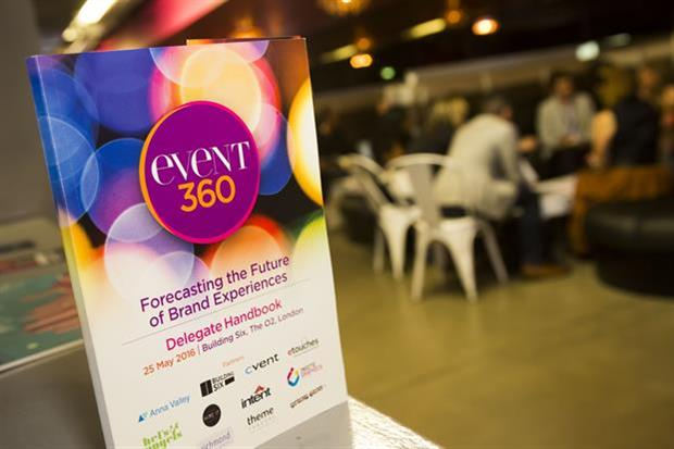 Event 360: a day of inspiration, innovation and insight