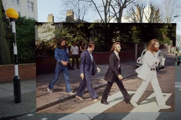 Google offers interactive tour of Abbey Road