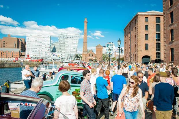 Liverpool's Albert Dock will host Fine Tuned