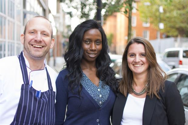 Cairns, Akande and Moore join Ampersand