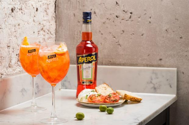 Pizza Pilgrims and The Debrief are partnering with Aperol for the events