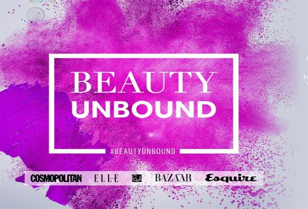 The Beauty Unbound pop-up will open on Friday (6 May)
