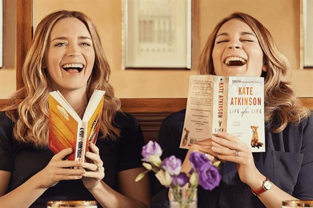 Celebrities including Emily Blunt and her sister, literary agent Felicity are involved with the campaign