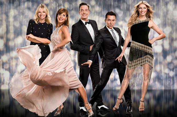 Taylor Herring will deliver Strictly Come Dancing : The Spectacular in London in June