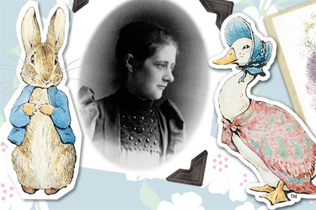 Characters such as Peter Rabbit and Jemima Puddle-Duck will be brought into the 21st century
