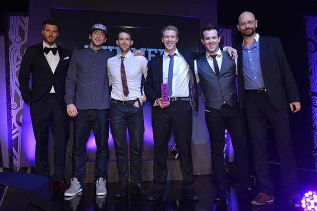 Beatvox were crowned the winners of last year's Beat the Brief