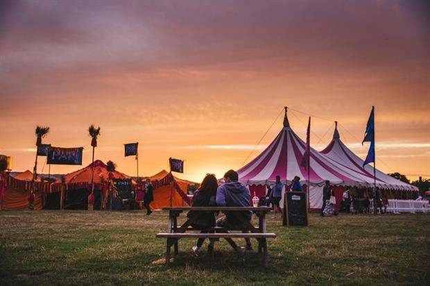 Brands activating at The Big Feastival include Neff, Renault and Method