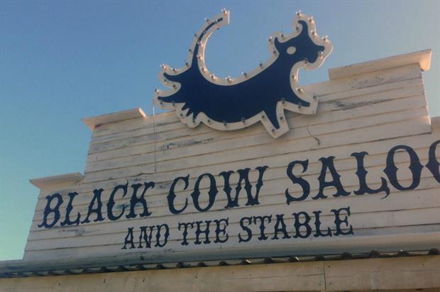 Black Cow vodka: saloon and chilli experience