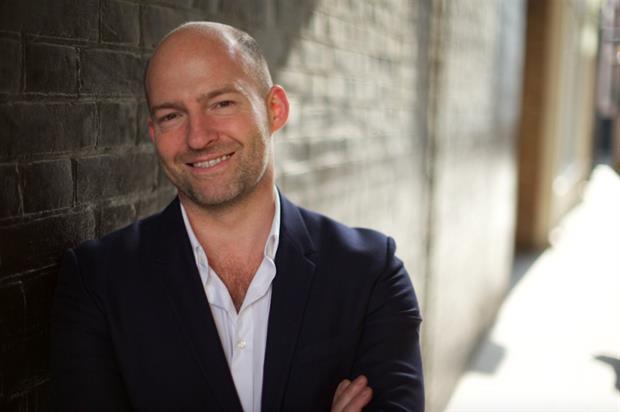 Andrew Dougan joins Geometry Global