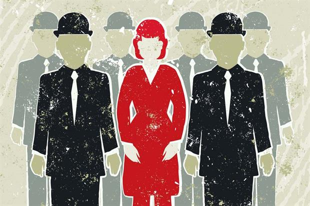 76% of MDs are male, says #EventCareers report