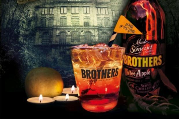 Brothers Cider, Vevo and Marks & Spencer among brands celebrating Halloween