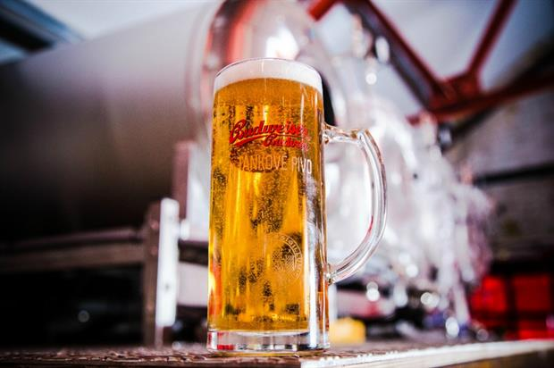 The experience celebrates Budweiser Budvar's 120th anniversary