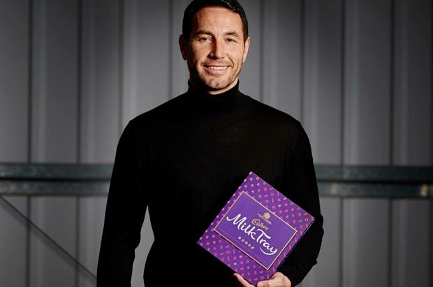 Cadbury will create a secret immersive experience with the new Milk Tray Man