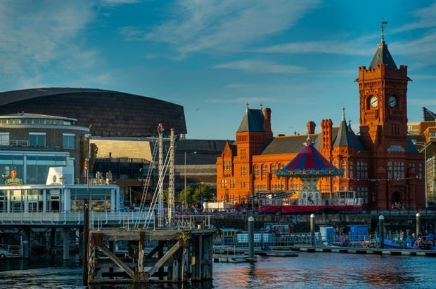 Cardiff Bay has a number of restaurants and events spaces (Photo credit: Fred Bigio - Flickr/Creative Commons)