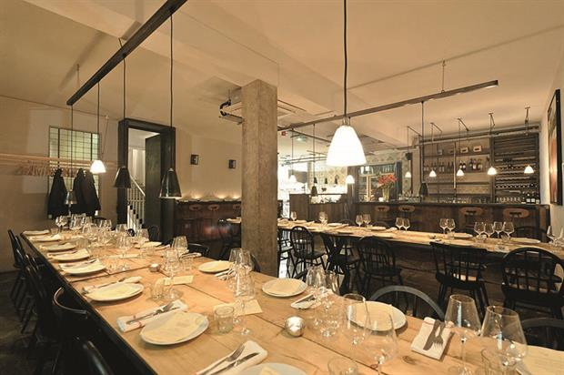 Carousel is an event space and restaurant in Marylebone, London