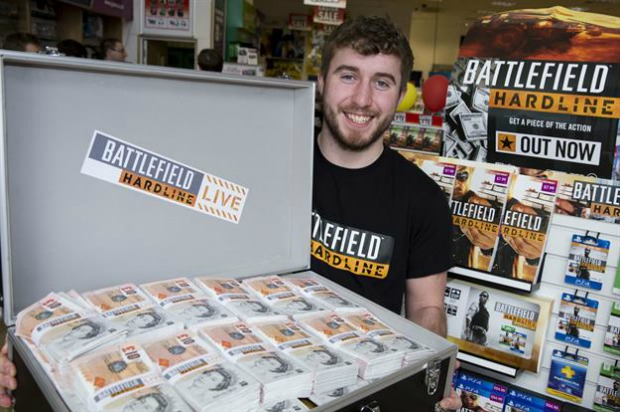 The Battlefield Hardline: Live experience ran for eight days before a winner was found