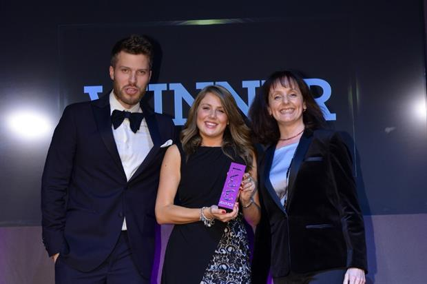 Martin won the Rising Star accolade at the 2014 Event Awards