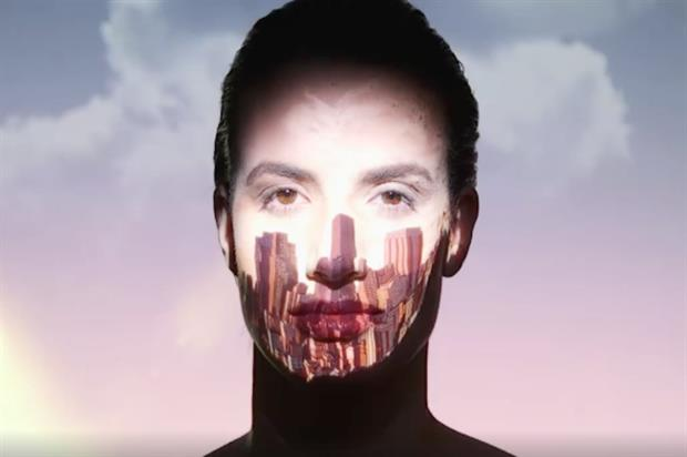 The pop-up will feature real time facial projection in its face mapping pod