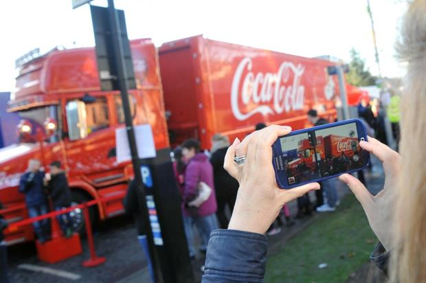 The Coca-Cola Christmas Truck is set to visit Leicester on 17 December