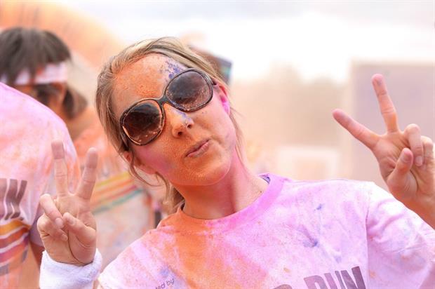 Original Source joins Capital and Ocean Spray as Color Run sponsors