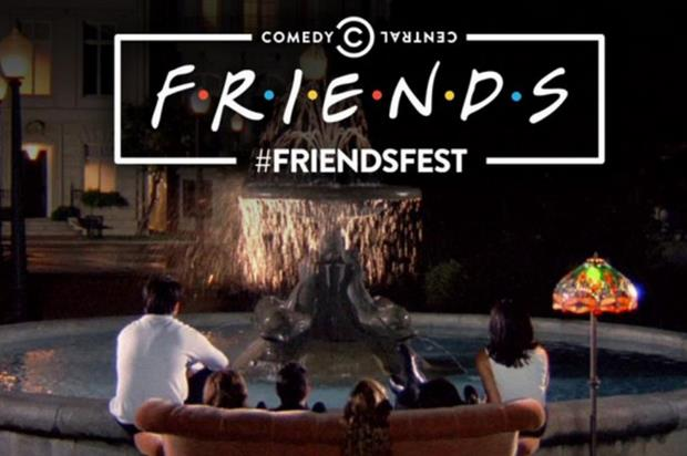 Visitors will be able to experience a Central Perk style café as part of FriendsFest