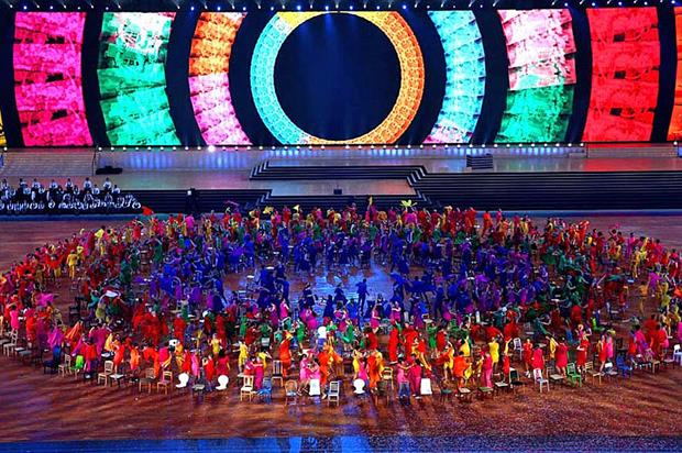 Jack Morton Worldwide worked on the 2014 Commonwealth Games in Glasgow