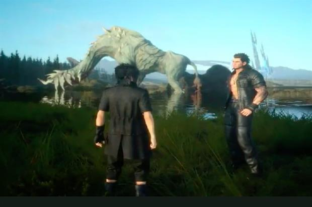 IGN showcases Final Fantasy XV in immersive experience