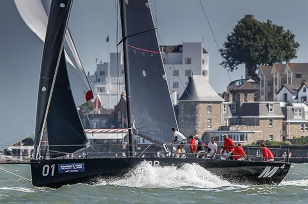 Cowes Week looking for regatta brand partners