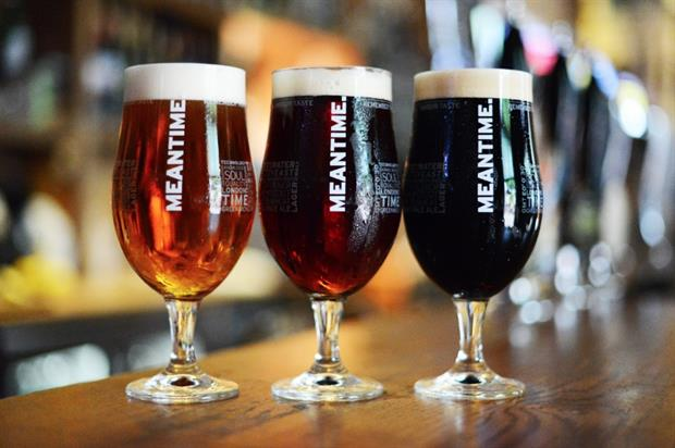 Special varieties from both Meantime Brewery and Brewdog will be available at the festival