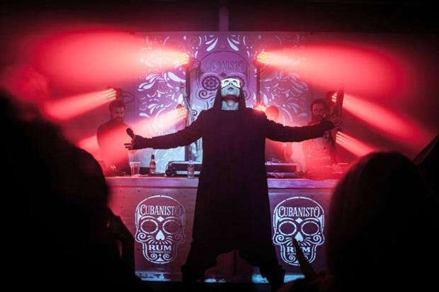Cubanisto will end its House of Mask series with a Halloween party