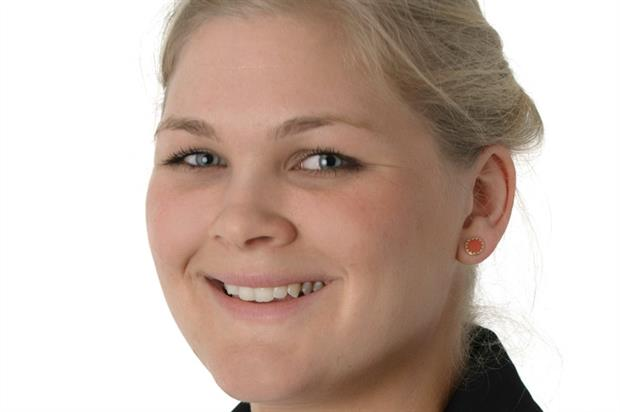 Ebba Wiberg, events manager at Swedish Chamber of Commerce