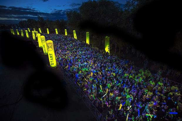 Electric Run to return to Wembley Park