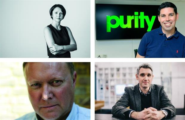 Sharon Richey, Rob Quinn, Stuart Knight and Sam Moqbel all feature on the shortlist