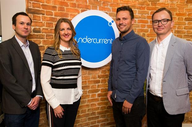 Event visited the London-based offices of brand experience agency Undercurrent