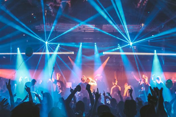 Fabric nightclub: closed down