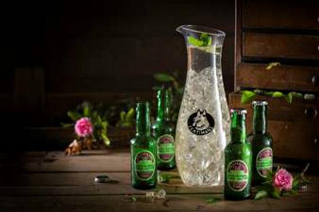 Fentimans: Apothecary concept for London Cocktail Week