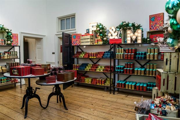 Fortnum & Mason's Tuesday Treats events will take place until 22 December